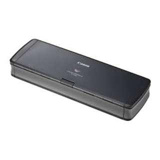 Canon P-215II Portable Scanner USB 2.0 Interface   Auto Document Feeder - 20sheets Optional WiFi Module - WU-10