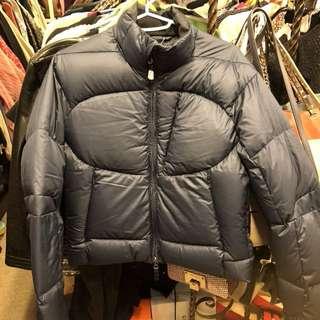 Ralph Lauren navy dark blue down jacket size S
