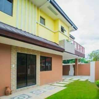 House and lot in carmen talisay srp