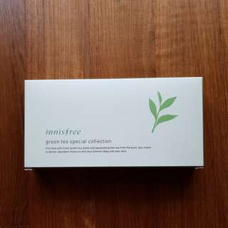 Brand New Innisfree Green Tea Special Kit Collection