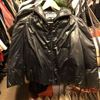 Marni black down jacket size 44