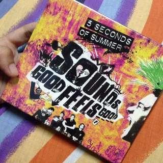 5sos SGFG album