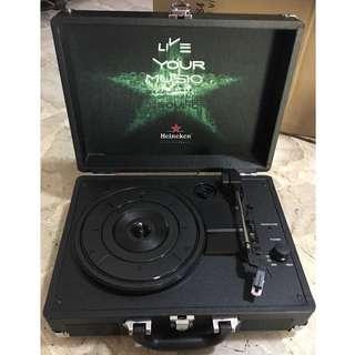 HNk Vinyl Retro Music Player