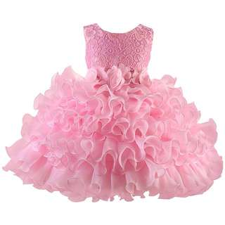 🌸CUTE FLOWER GIRLS PRINCESS DRESS🌸
