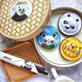 The Face Shop Kung Fu Panda Make-Up Set