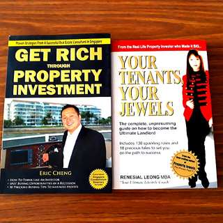 2 for $16: Get Rich Through Property Investment, Your Tenants Your Jewels