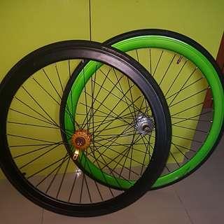 Fixie Wheelset
