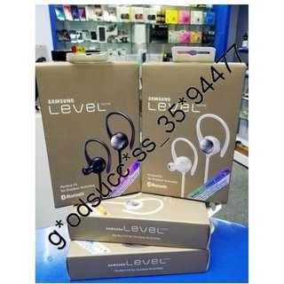 Samsung Level Active Bluetooth 運動藍芽耳機  香港行貨  一年保養