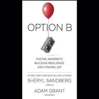 Option B - Sheryl Sandberg