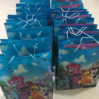 Instock My Little Pony goodies bag only brand new