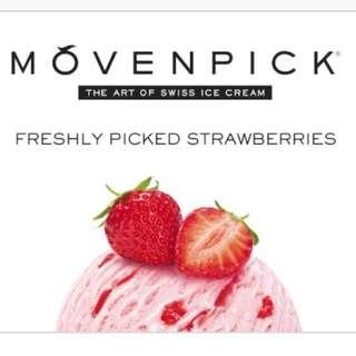 Strawberry icecream 85ml