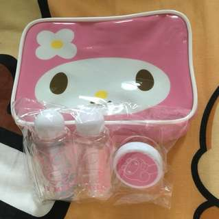 Sanrio My Melody travel pouch