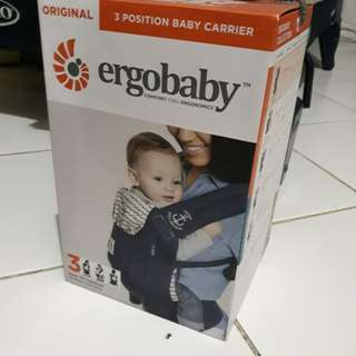 Ergobaby Original 3 Position Baby Carrier