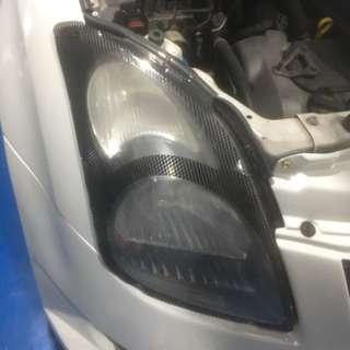 Egr swift headlight protector