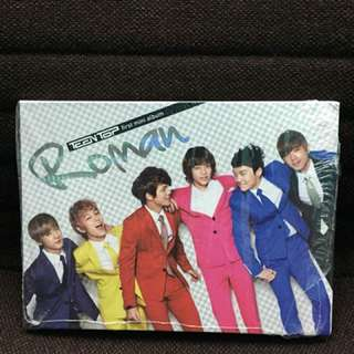 Teen Top 1st Mini Album - Roman