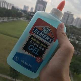 Elmers gel glue