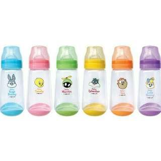 Looney Tunes 3pcs 12oz Wide Neck BPA Free Feeding Bottles (For Boys)