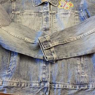 Jeans jacket bossini