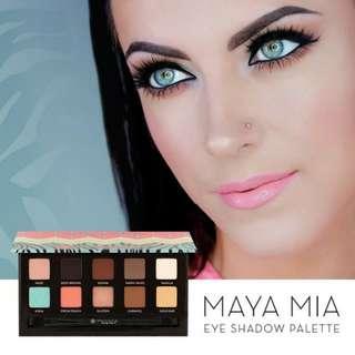 Preloved Anastasia Beverly Hills MAYA MIA Limited Edition Eyeshadow Palette