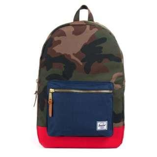 Herschel Settlement Woodland Camo 23L Backpack