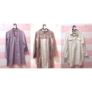 Kemeja & Baju Muslim