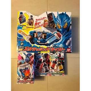 DX Kamen Rider Build Clearance Batch 3