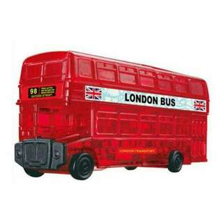 Crystal Puzzle (London Bus)