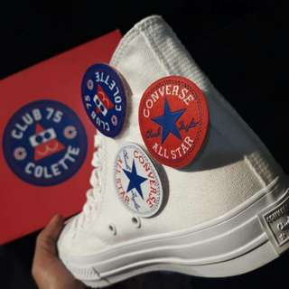 CONVERSE COLLETE CLUB 75 WHITE Size:40 - 44