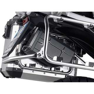 Givi tool box with fitting kit for BMW R1200 Adventure LC