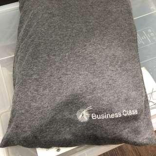 Qatar Airways business class pyjamas