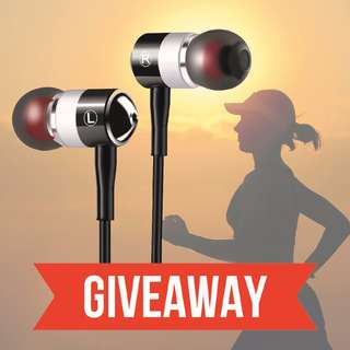 *Free Giveaway* Original PTM Earphone Super Bass Headset With Strong Resistance Wire