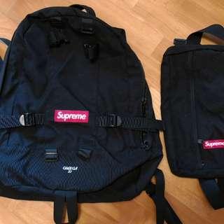 Supreme 32th back pack