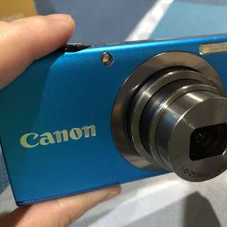 Pre-loved Canon PowerShot A2300 (color blue)