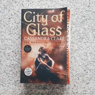 [brand new] city of glass - cassandra clare