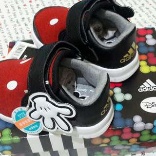 Adidas shoes mickey mouse edition