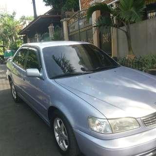 Toyota Corolla BB Altis 1999