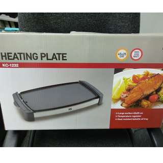 Electric Grill Plate New Unused