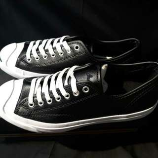 Reupload. CONVERSE JACK PURCELL Low Black white Size: 40 - 44
