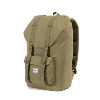 Herschel Little America (100%new&real) (Army)