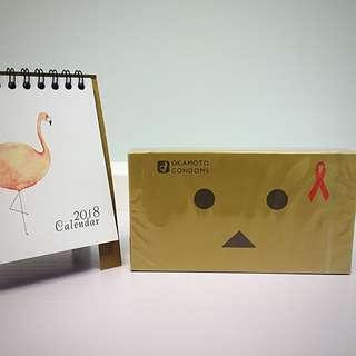 Okamoto岡本X Danboard紙盒人安全套 condom