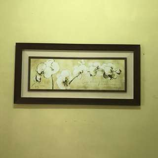 Photo Frames Flower Painting