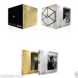 EXO-K Exodus Xiumin Album