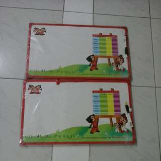White Board For Kids