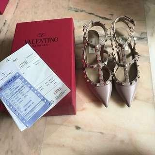 Valentino 2 Straps  Heels