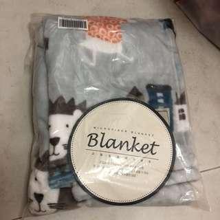 BN micro fibre kids blanket