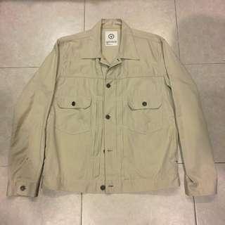 VISVIM 日本製 Type-2夾克(同 Levi's 版型但改良)