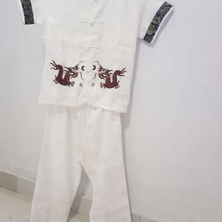 CNY Clothing - 4 Years Old Boy