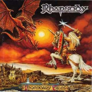 Rhapsody Legendary Tales cd