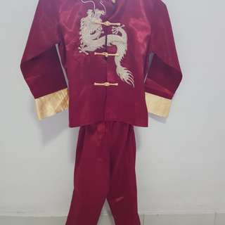 CNY Clothing - 5 Years Old Boy