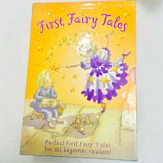 First Fairy Tales Collection